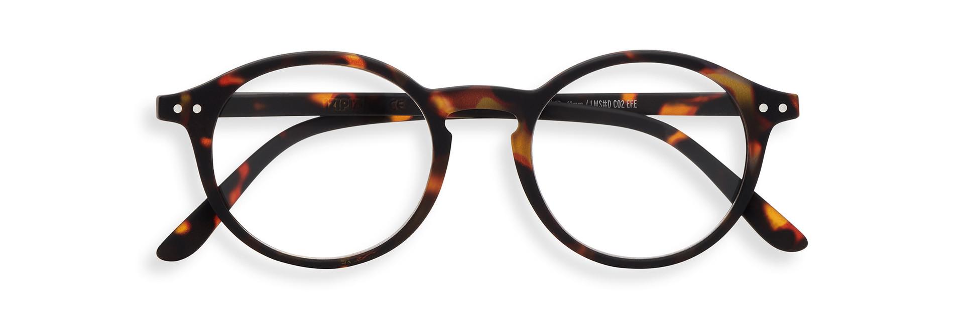 Izipizi leesbril model D Tortoise