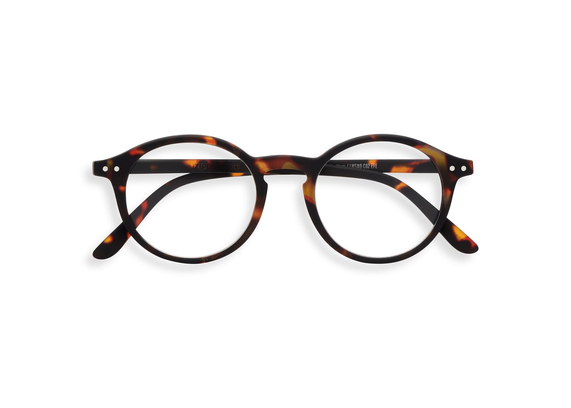 Izipizi leesbril model D Tortoise-1