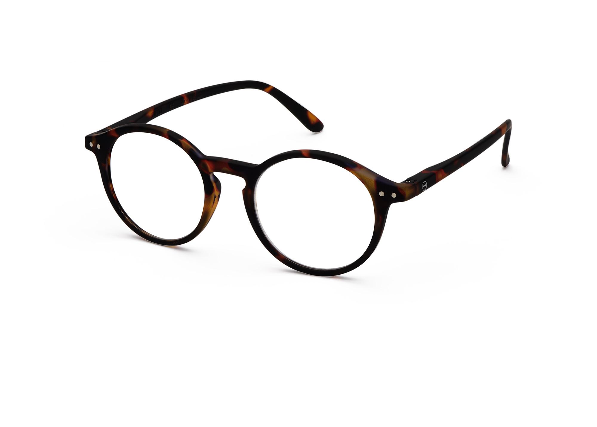 Izipizi leesbril model D Tortoise-3