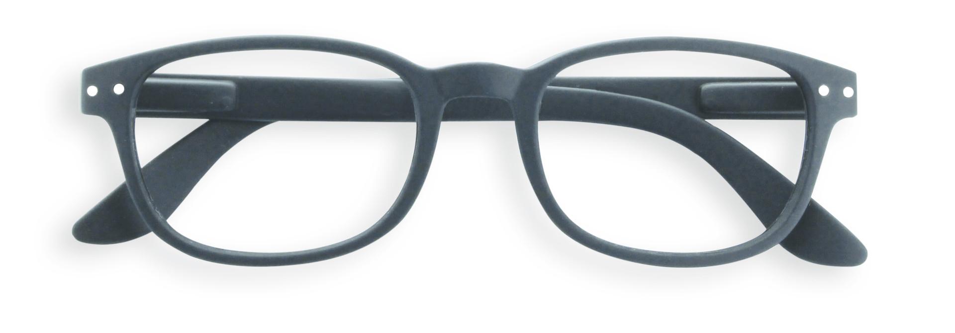 Izipizi leesbril model B Black