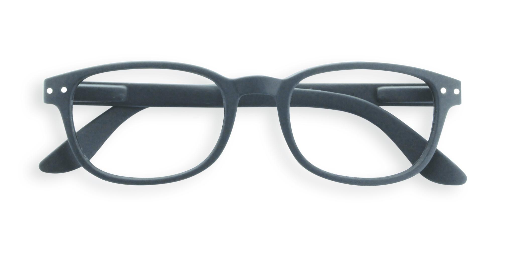 Izipizi leesbril model B Black-1