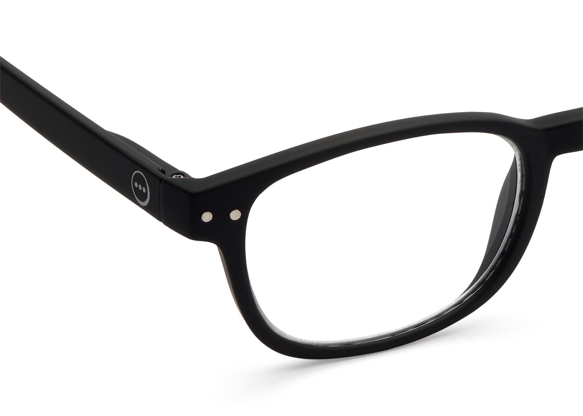 Izipizi leesbril model B Black-2