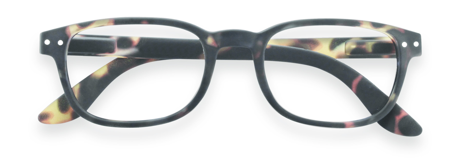 Izipizi leesbril model B Tortoise