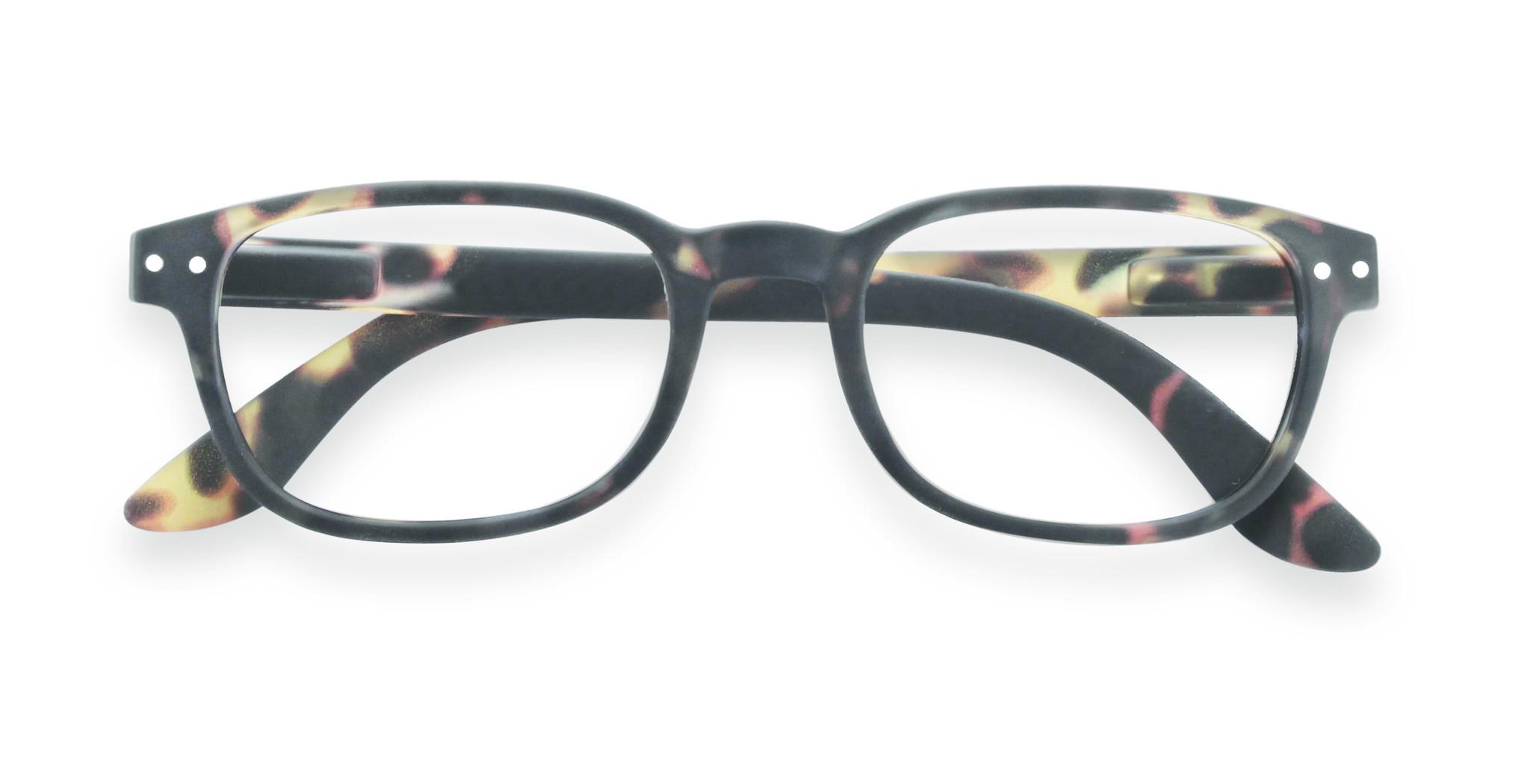 Izipizi leesbril model B Tortoise-1