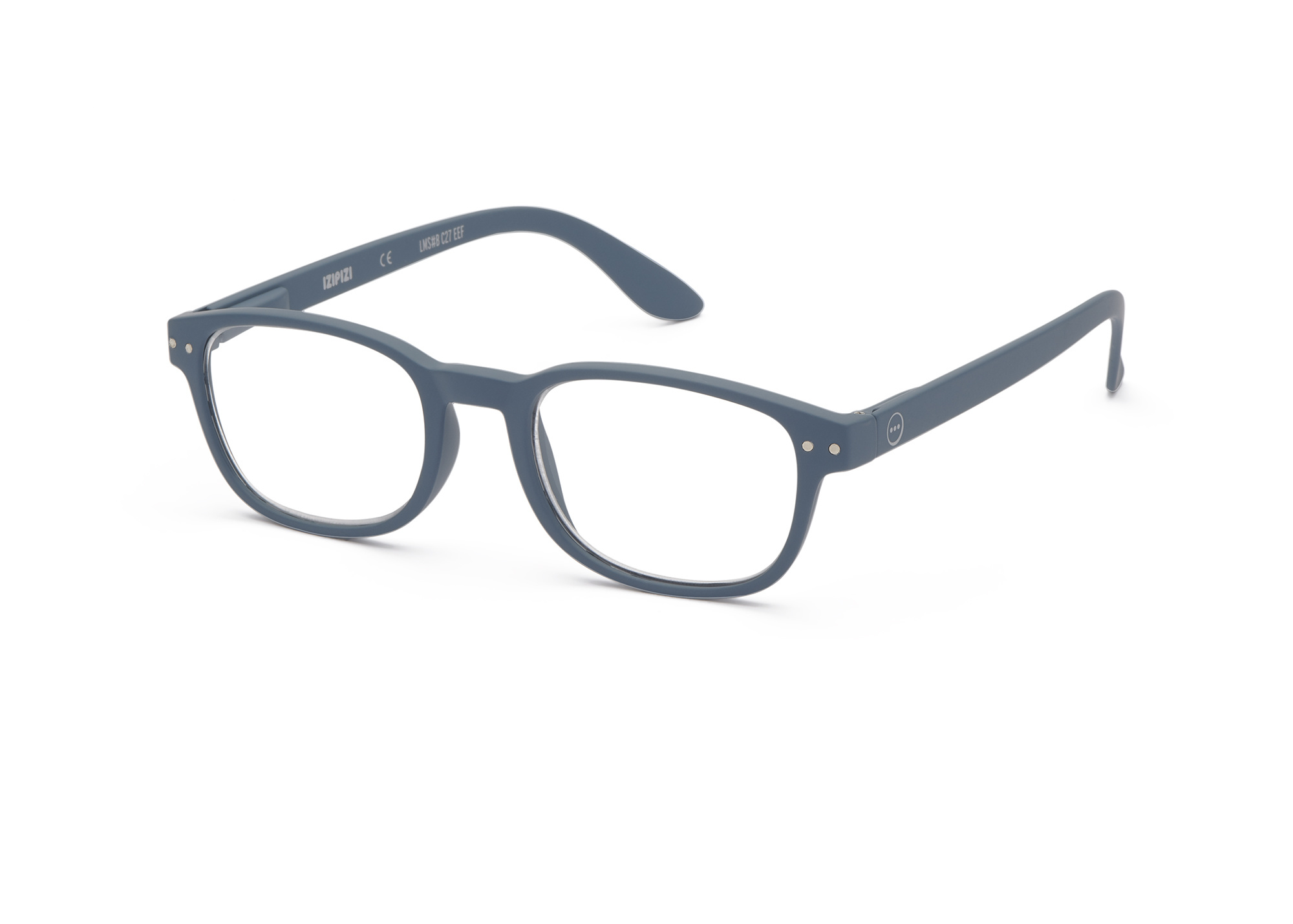 Izipizi leesbril model B Grey-3