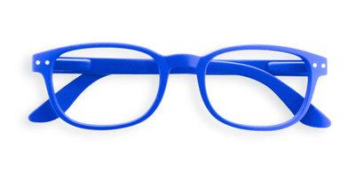 Izipizi leesbril model B Navy Blue