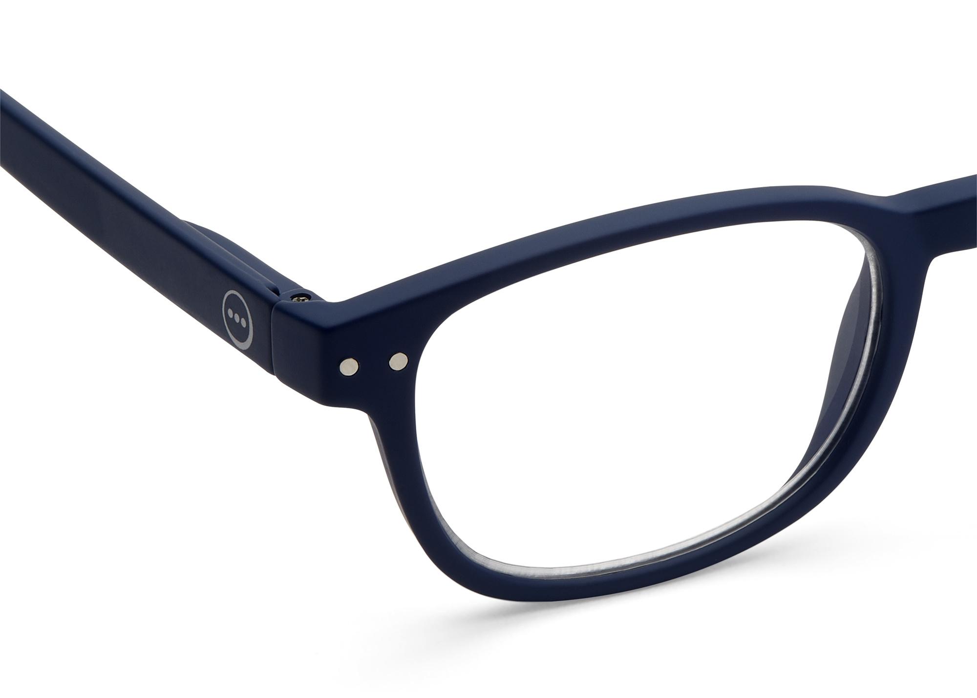 Izipizi leesbril model B Navy Blue-2