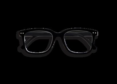 Izipizi leesbril model L Black