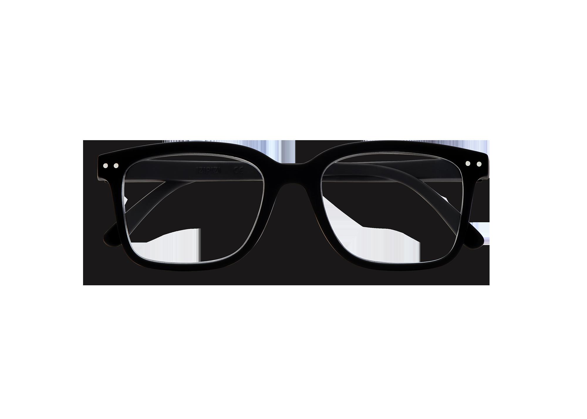 Izipizi leesbril model L Black-1