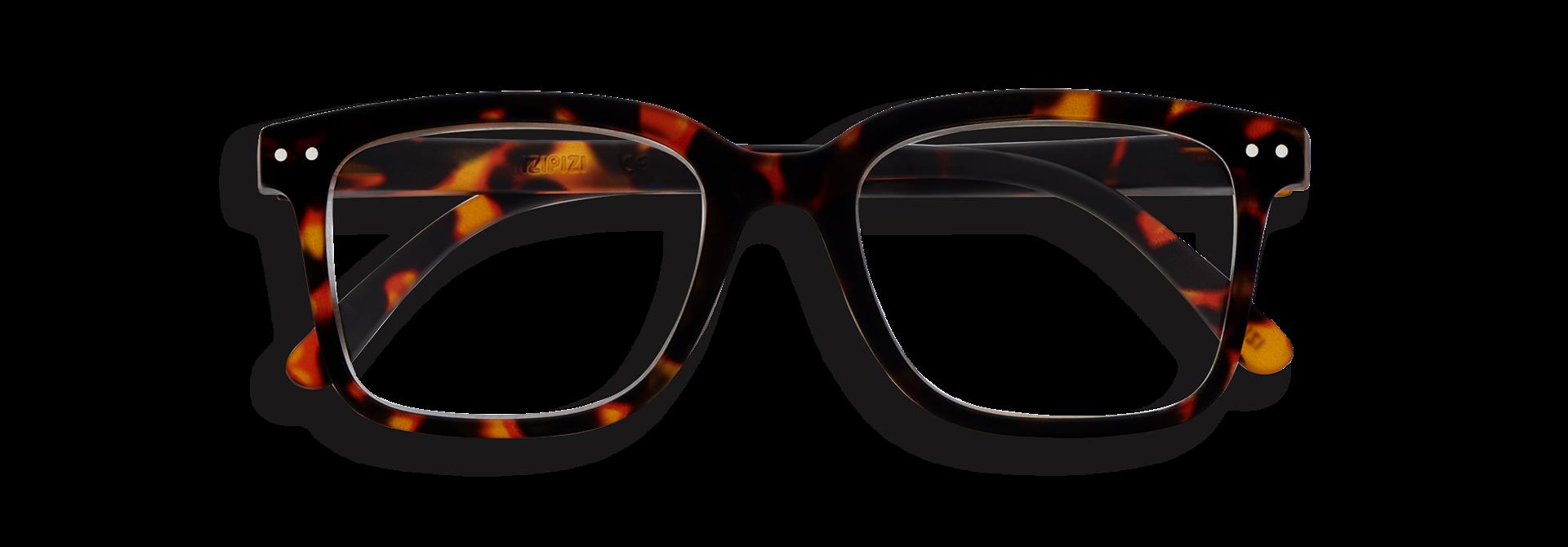 Izipizi leesbril model L Tortoise