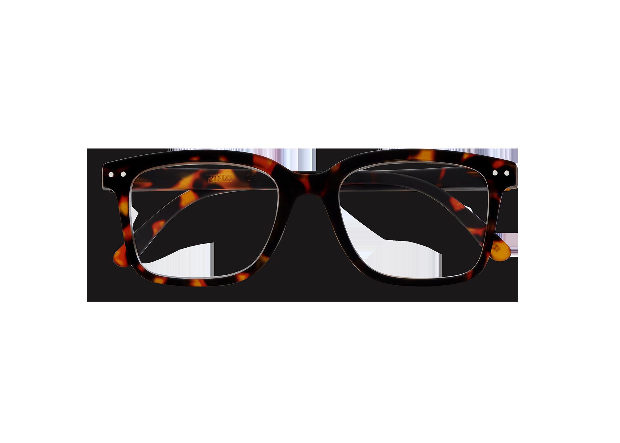 Izipizi leesbril model L Tortoise-1