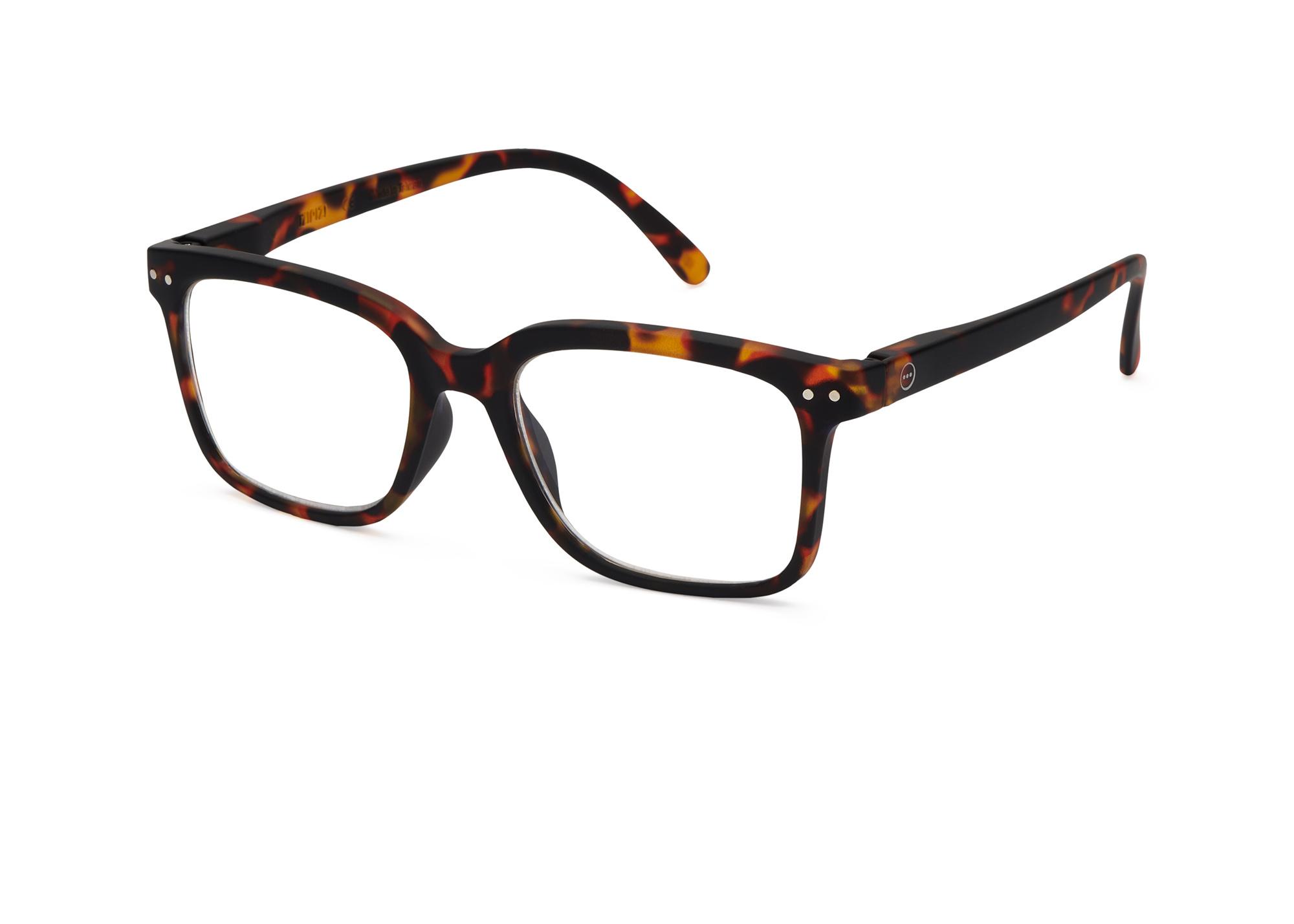 Izipizi leesbril model L Tortoise-3