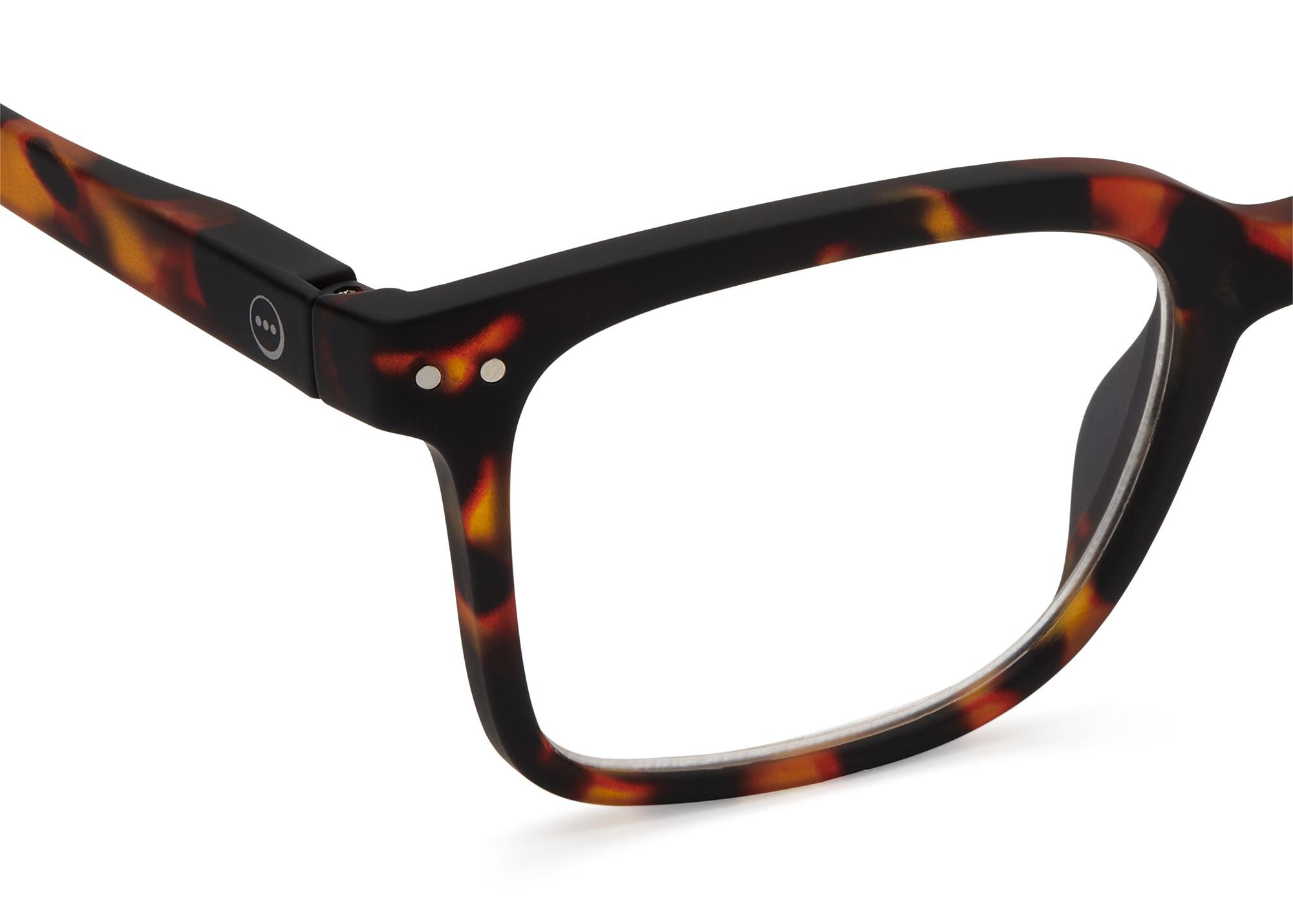 Izipizi leesbril model L Tortoise-2