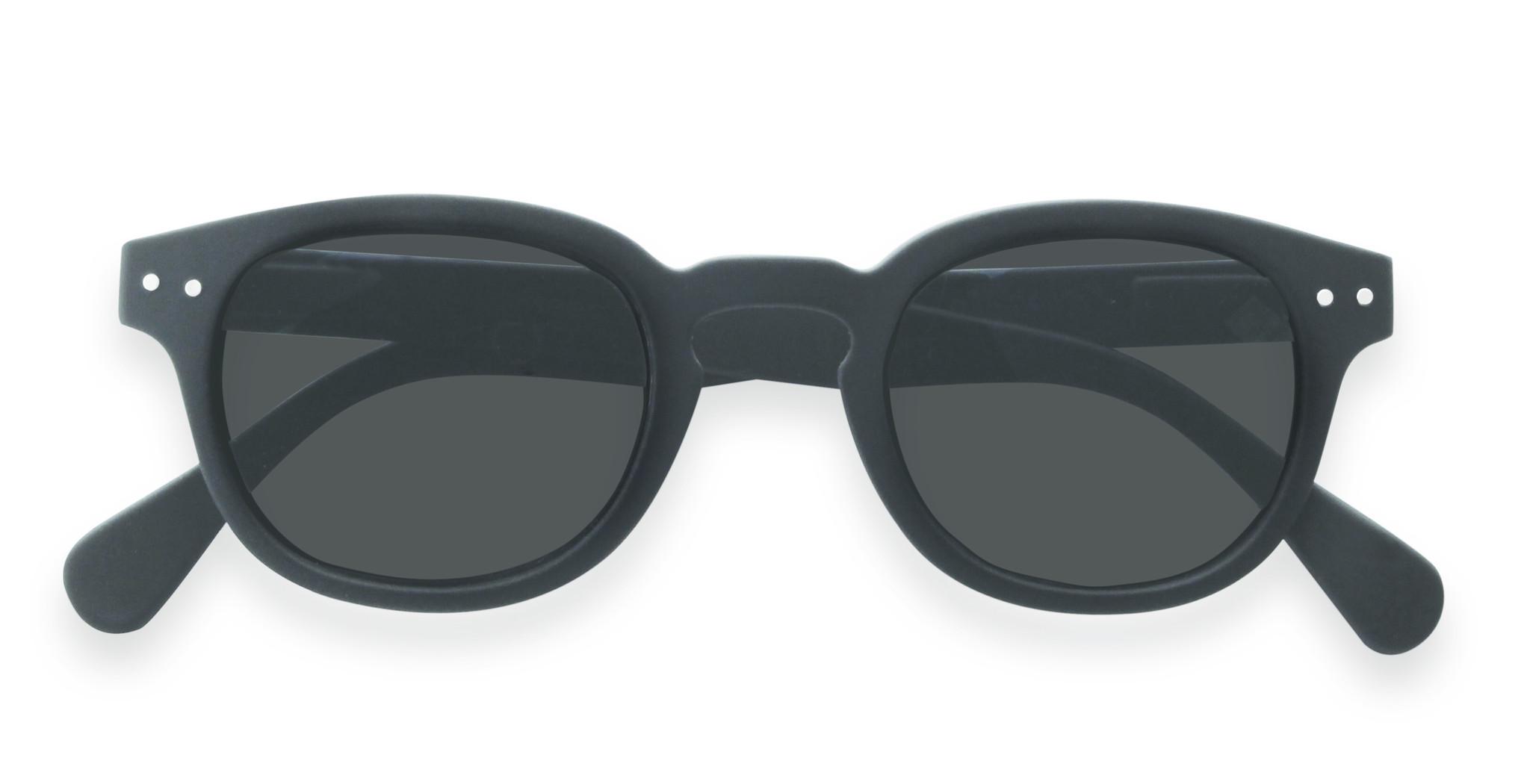 Izipizi Sun leesbril model C Black-1
