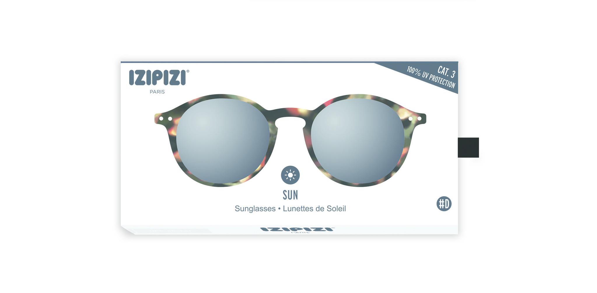 Izipizi Sun leesbril model D Tortoise-2