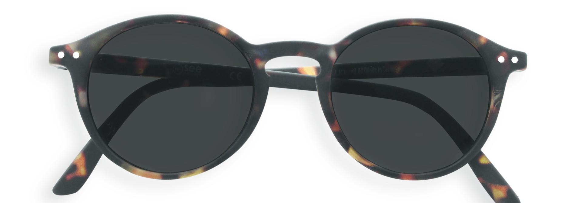 Izipizi Sun leesbril model D Tortoise
