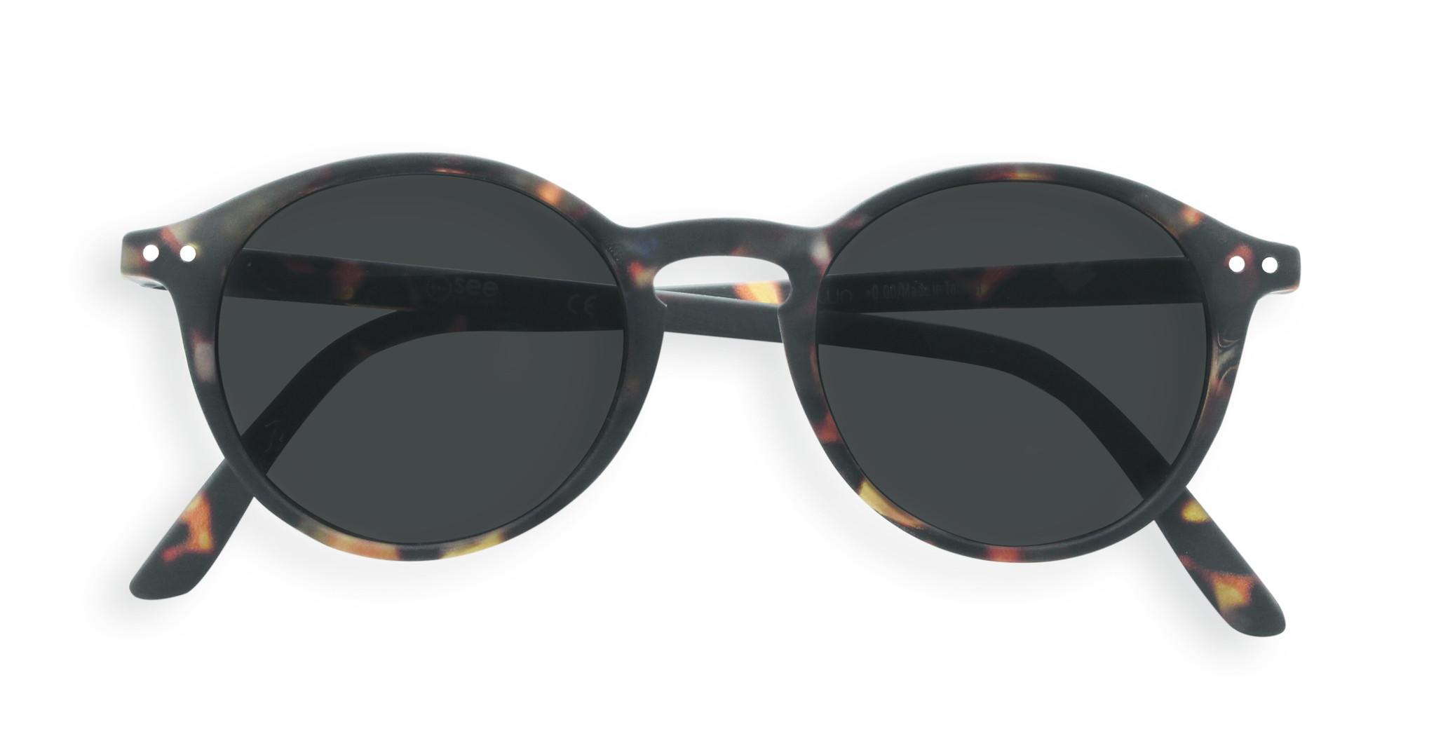 Izipizi Sun leesbril model D Tortoise-1
