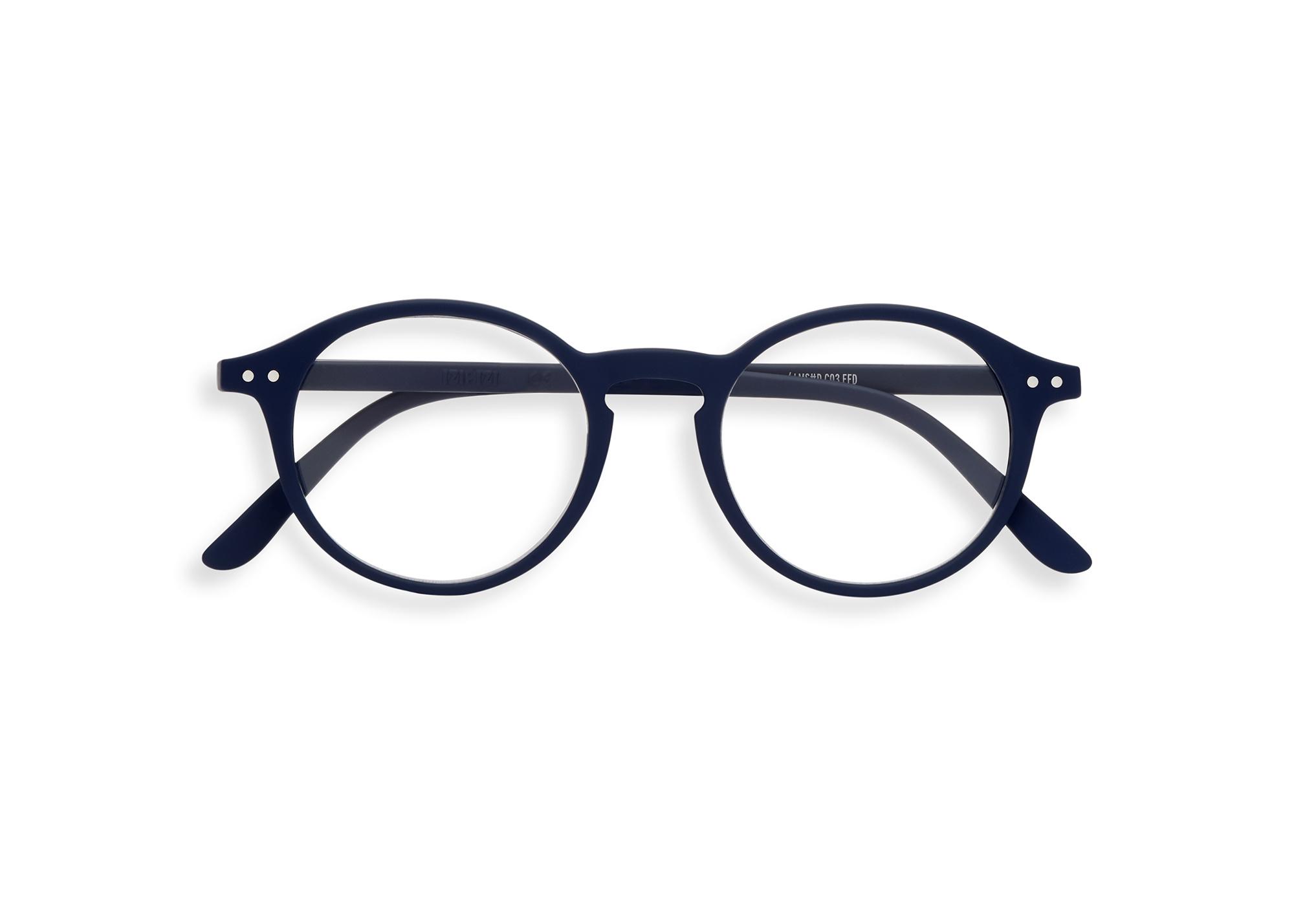 Izipizi leesbril model D Navy Blue-1