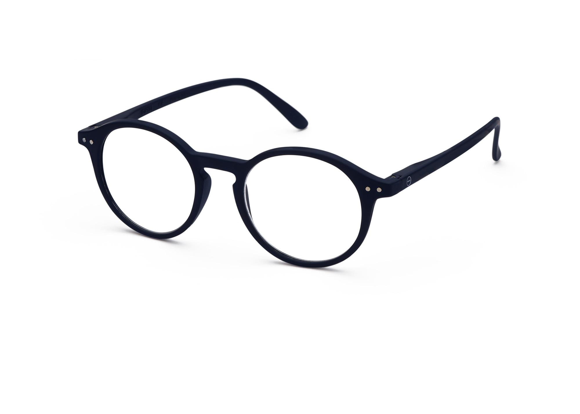 Izipizi leesbril model D Navy Blue-3