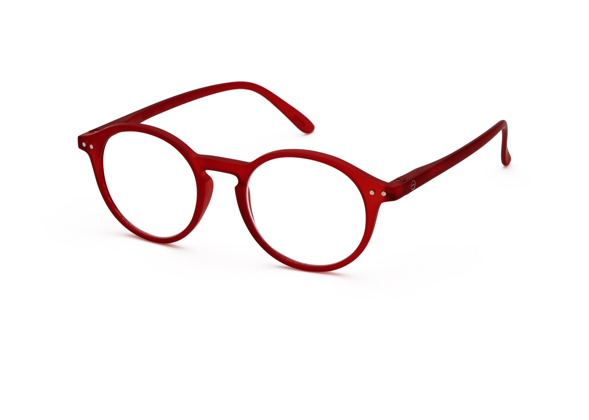 Izipizi leesbril model D Red-3
