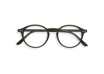 Izipizi leesbril model D Kaki Green