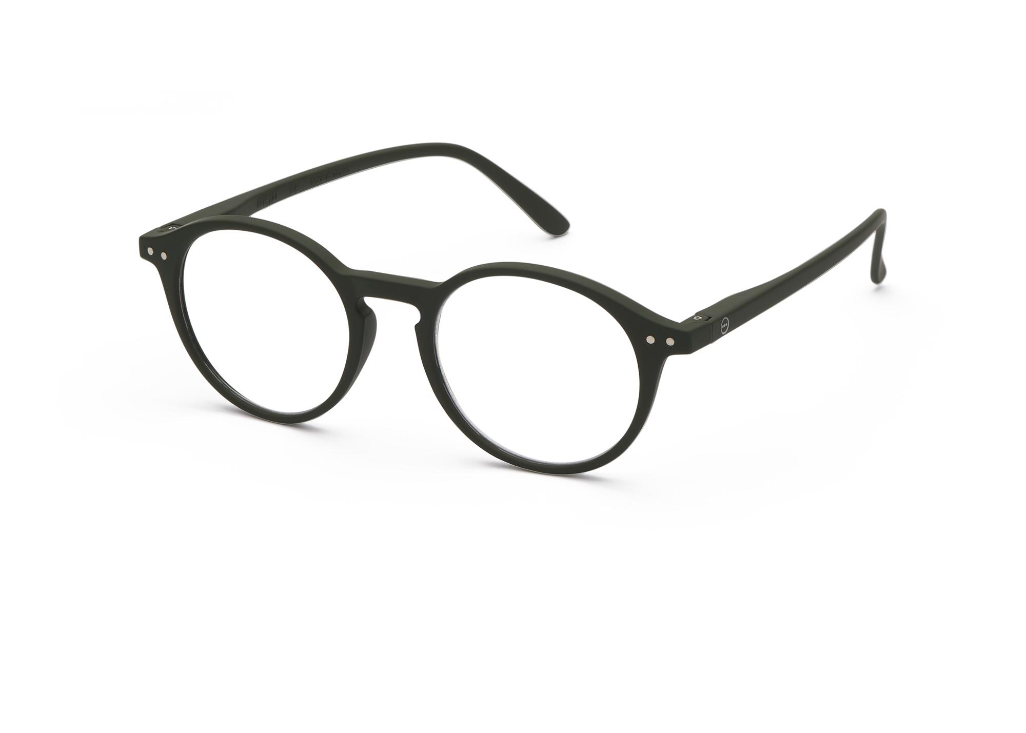 Izipizi leesbril model D Kaki Green-3
