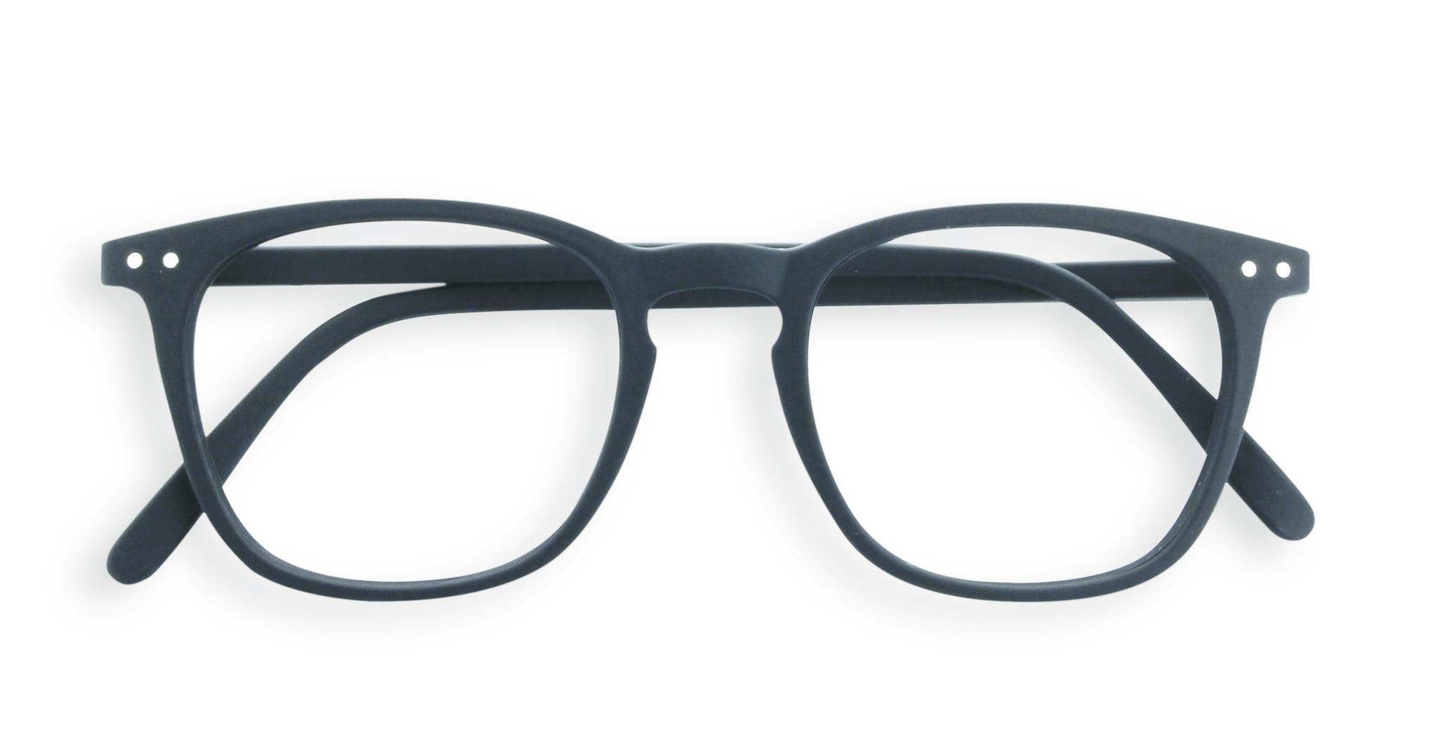 Izipizi leesbril model E Black-1