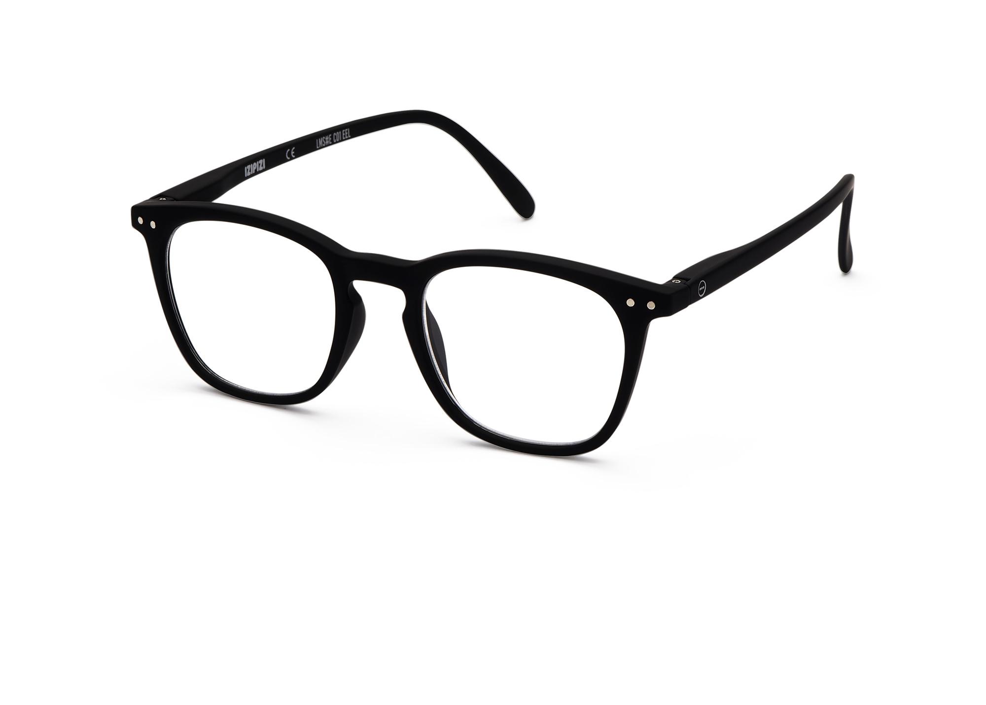 Izipizi leesbril model E Black-3