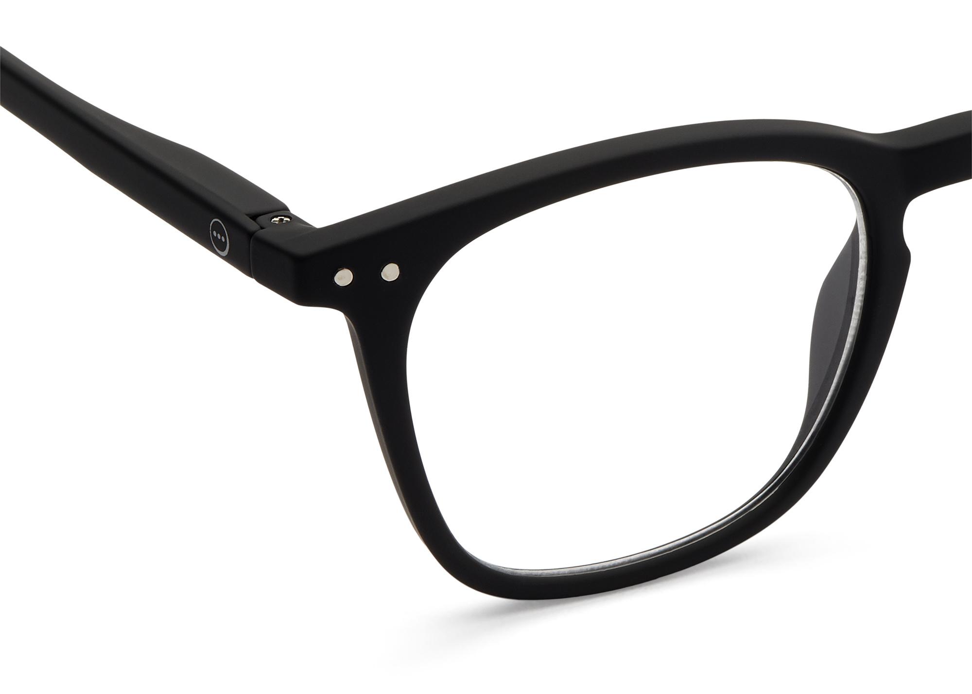 Izipizi leesbril model E Black-2