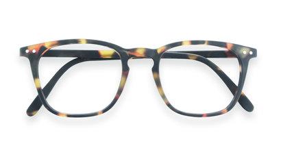Izipizi leesbril model E Tortoise