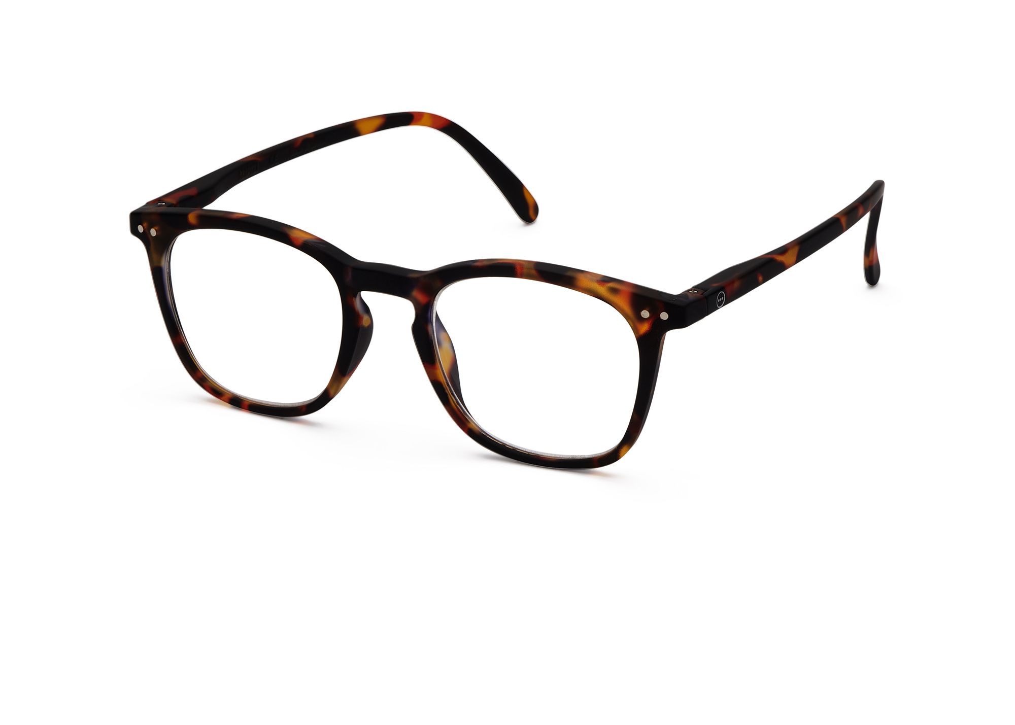 Izipizi leesbril model E Tortoise-3