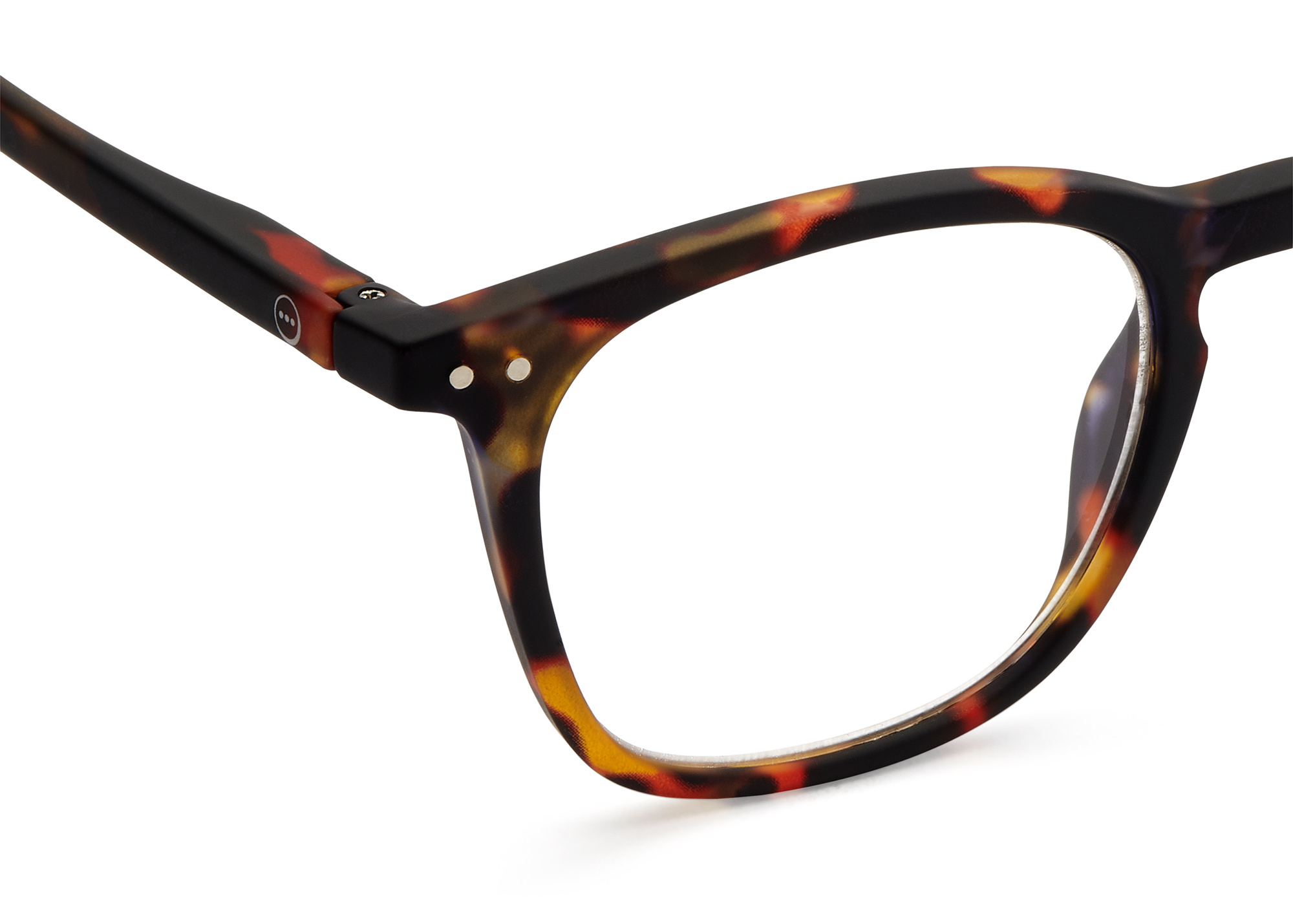 Izipizi leesbril model E Tortoise-2