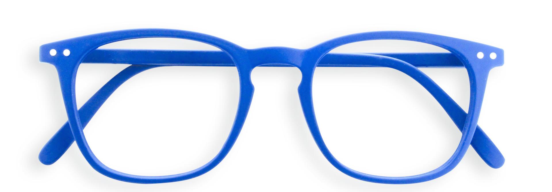 Izipizi leesbril model E Navy Blue