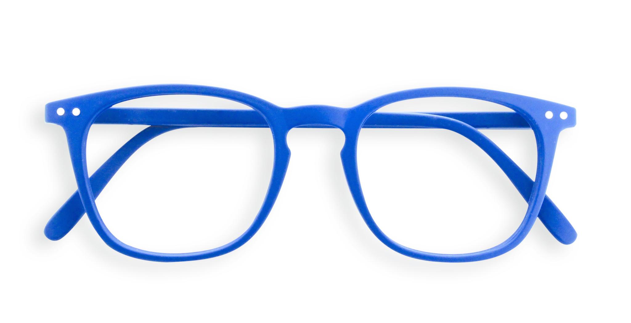 Izipizi leesbril model E Navy Blue-1