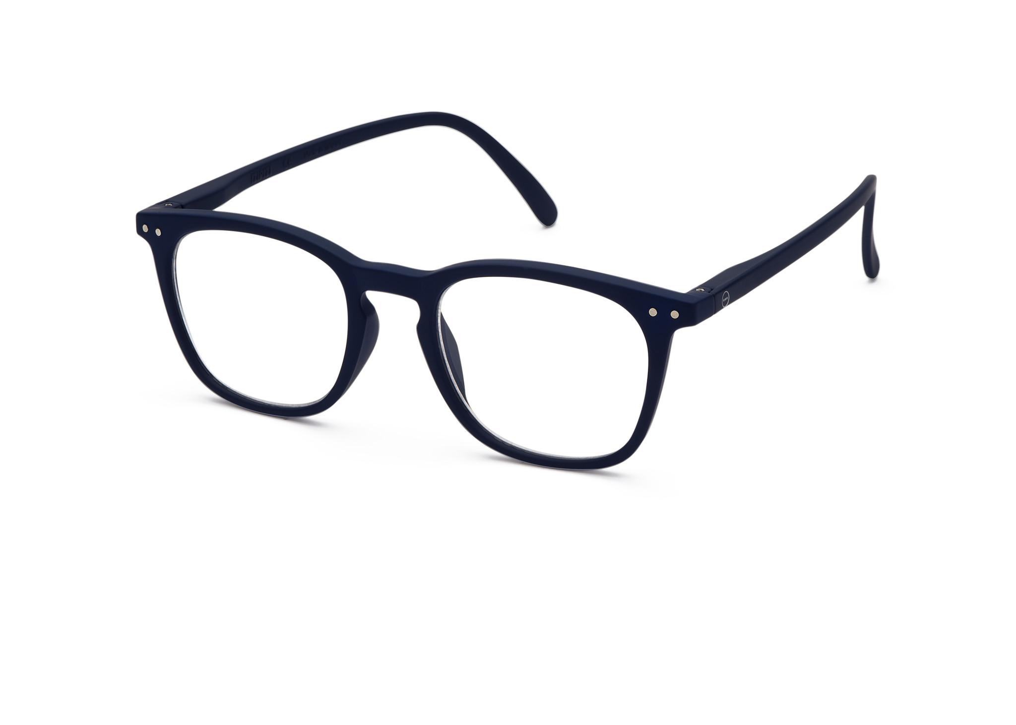Izipizi leesbril model E Navy Blue-3