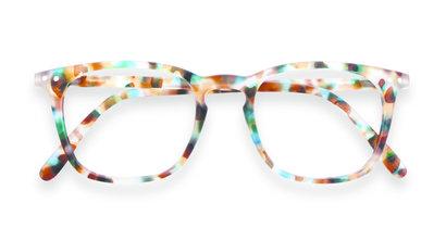 Izipizi leesbril model E Blue Tortoise