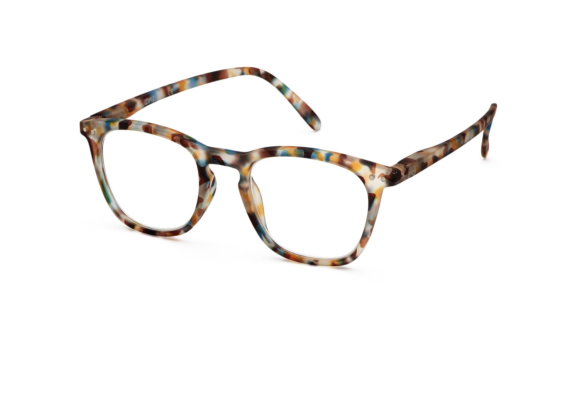 Izipizi leesbril model E Blue Tortoise-3