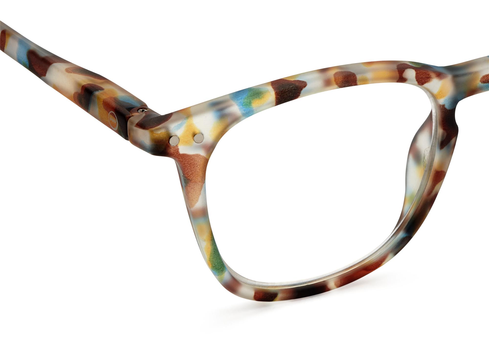 Izipizi leesbril model E Blue Tortoise-2