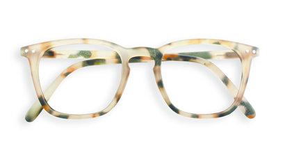 Izipizi leesbril model E Light Tortoise