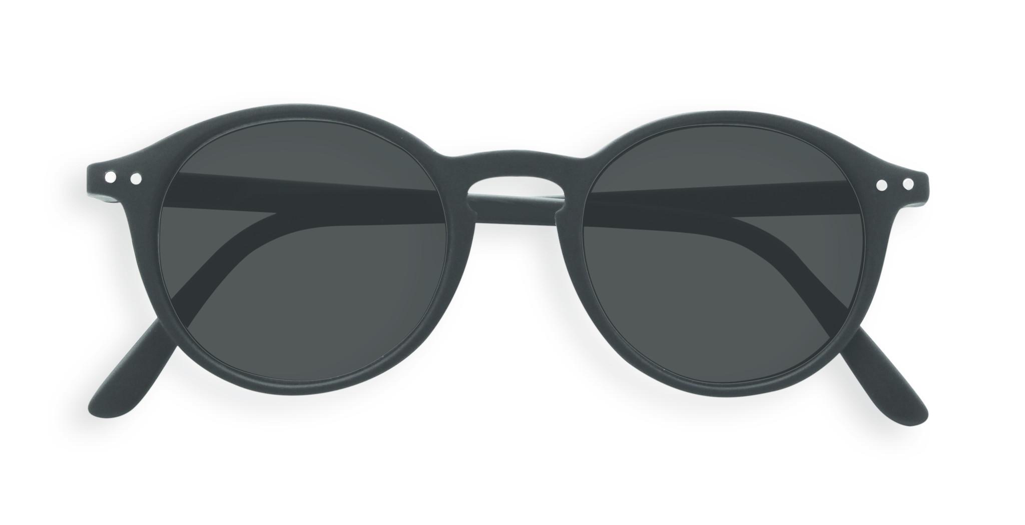 Izipizi Sun leesbril model D Black-1
