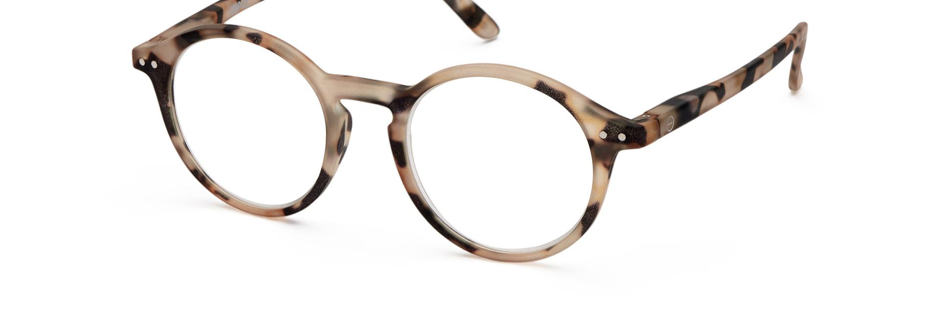 Izipizi leesbril model D Light Tortoise