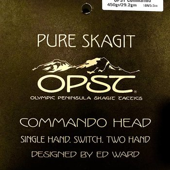 OPST Skagit Commando Head