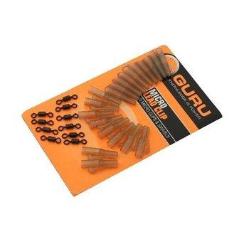 Guru Micro Lead Clip, Swivels & Tail Rubbers