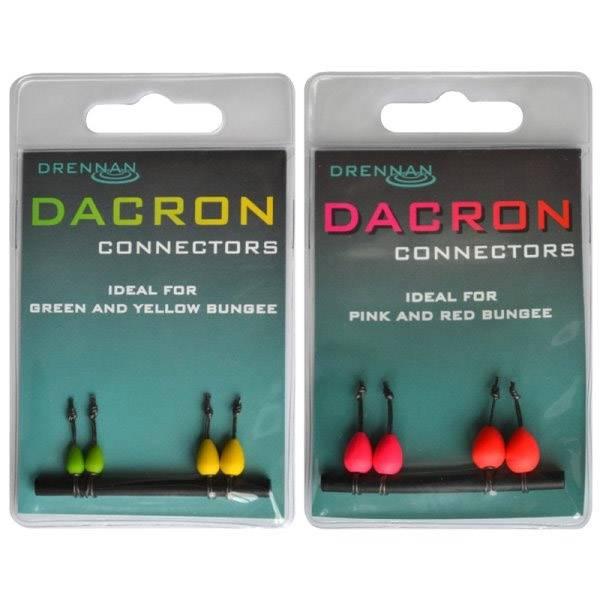 Drennan Dacron Connectors