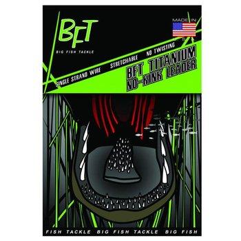 BFT Titanium No Kink Leader