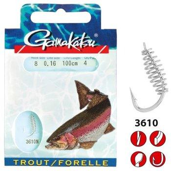 Gamakatsu Trout 3610 N Spiral