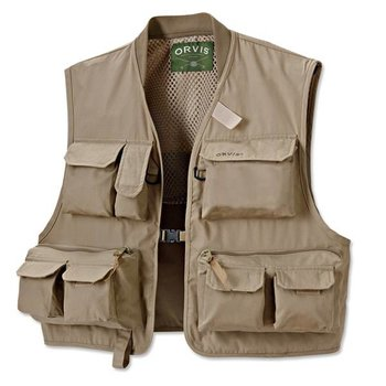 Orvis Clearwater Fly Vest Regular