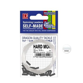 Dragon Self-Made Invisible Fluorocarbon