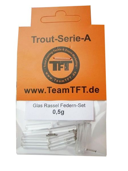 TFT Glas Rassel Federn Set