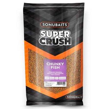 Sonubaits Super Crush Chunky Fish